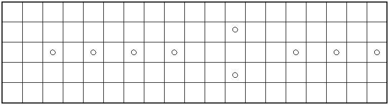 Guitar Fretboard Chart Blank